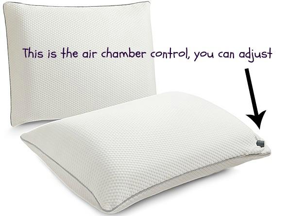 Sleep Number Coolfit Foam Pillow Review