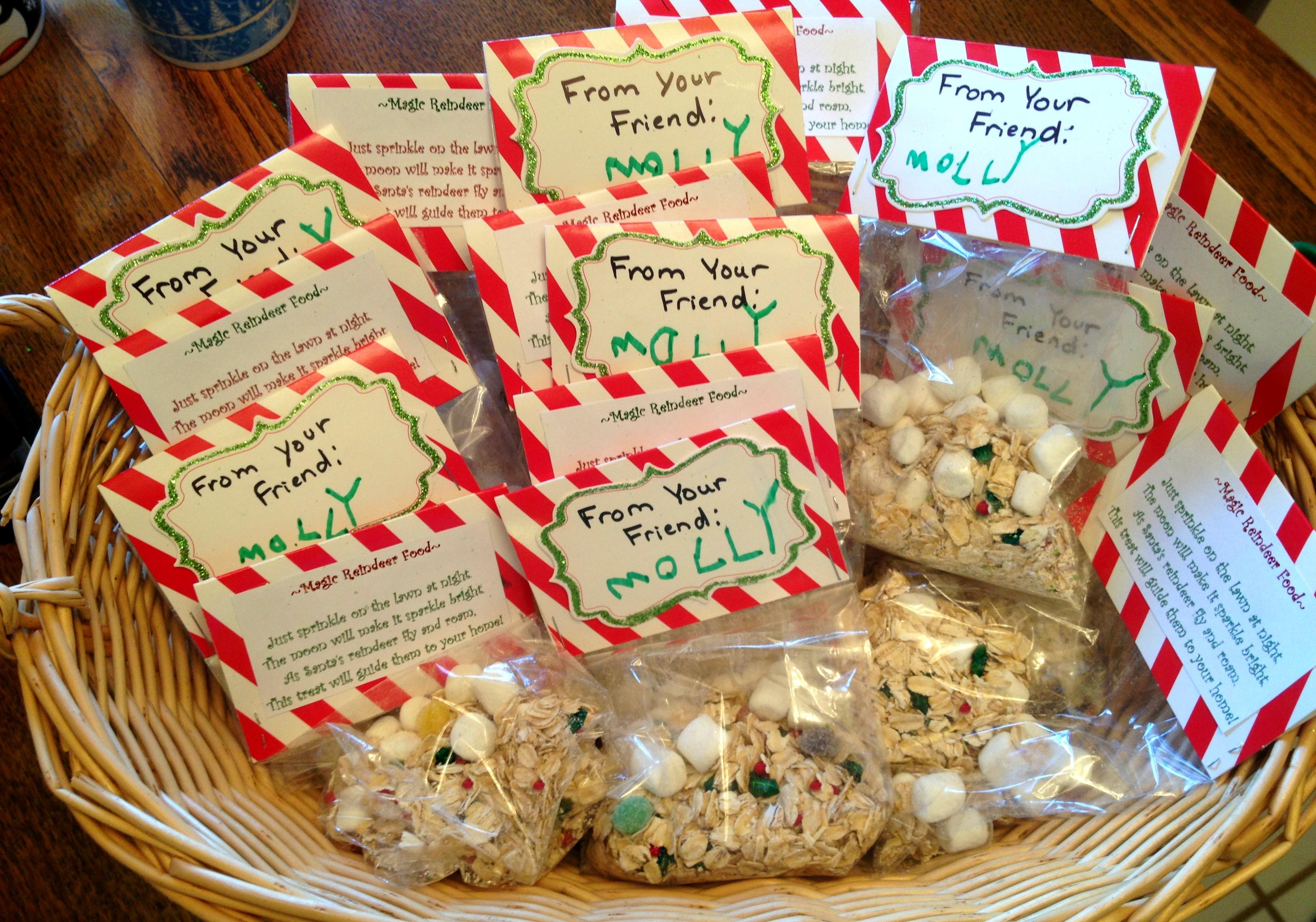 Reindeer Food Recipe And Free Printable Everyday Best