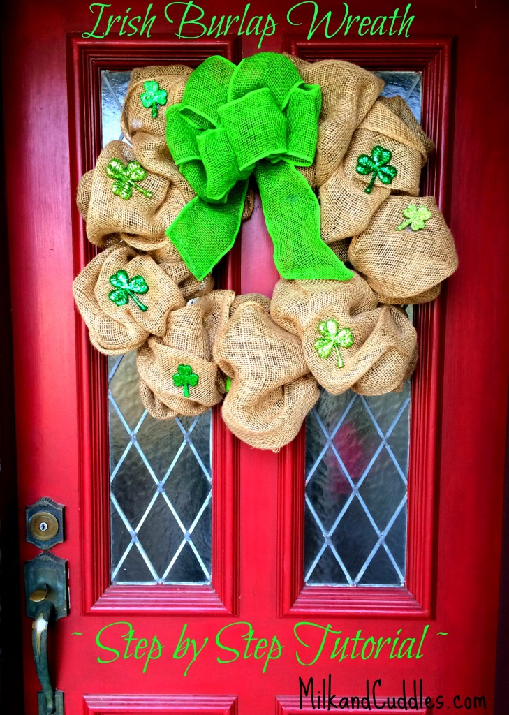 Irish Wreath