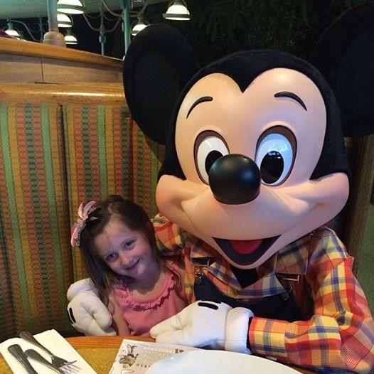 Mickey dinner