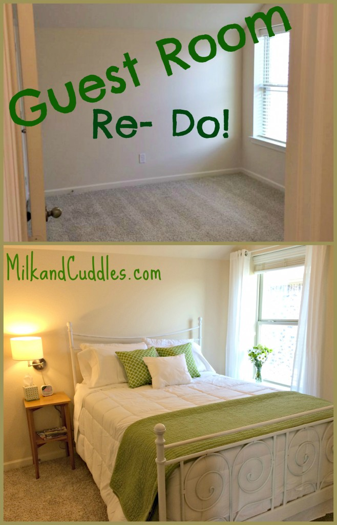 Guest Room renovation