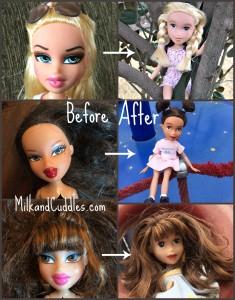 Tree change dolls tututorial