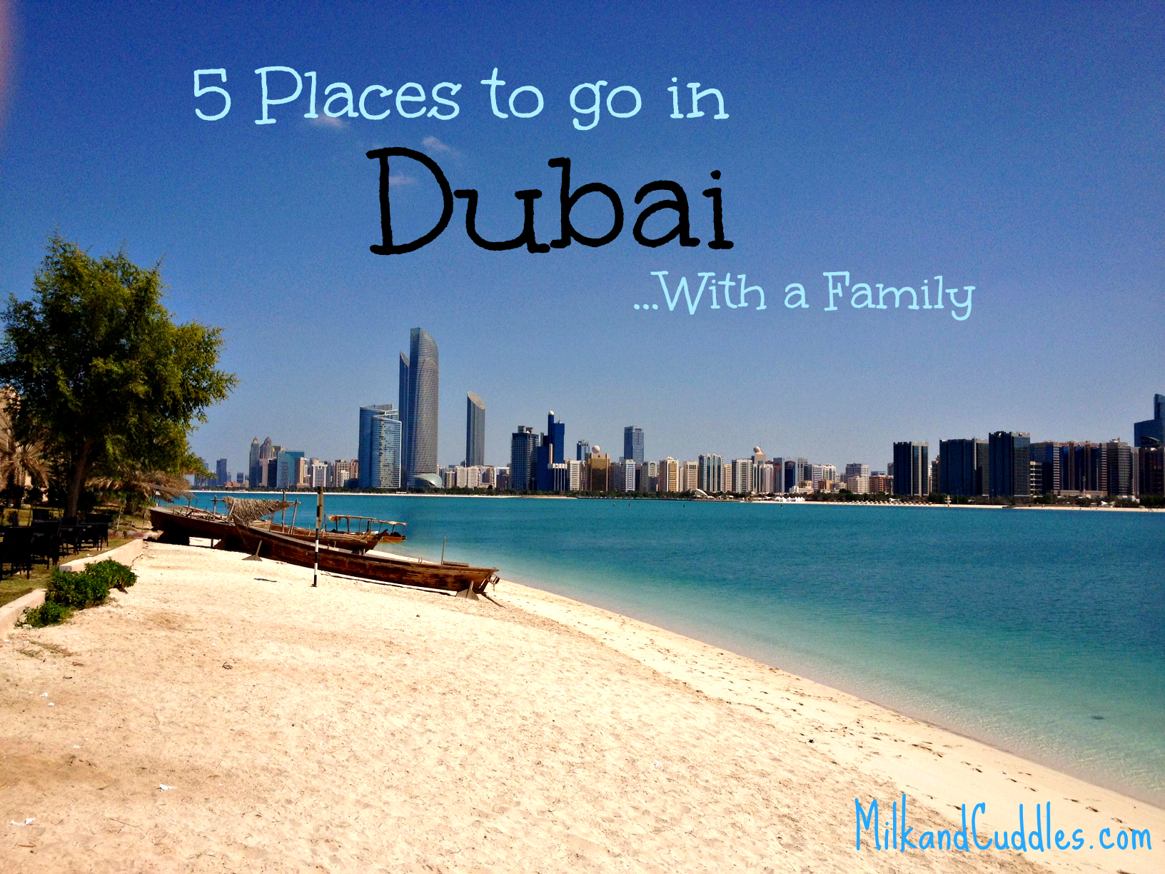 5 Places To Go In Dubai With Kids Everyday Best