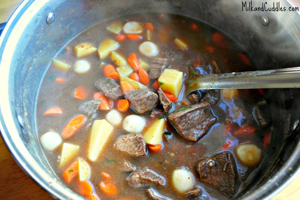 rustic beef stew