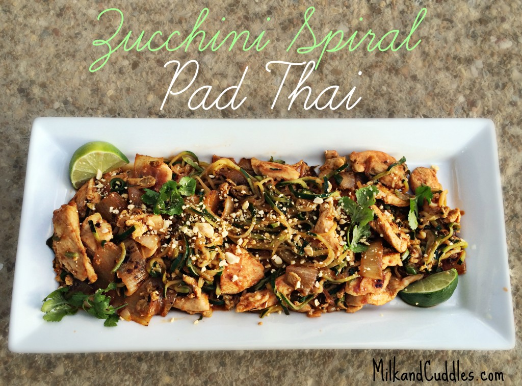 pad thai spiralizer