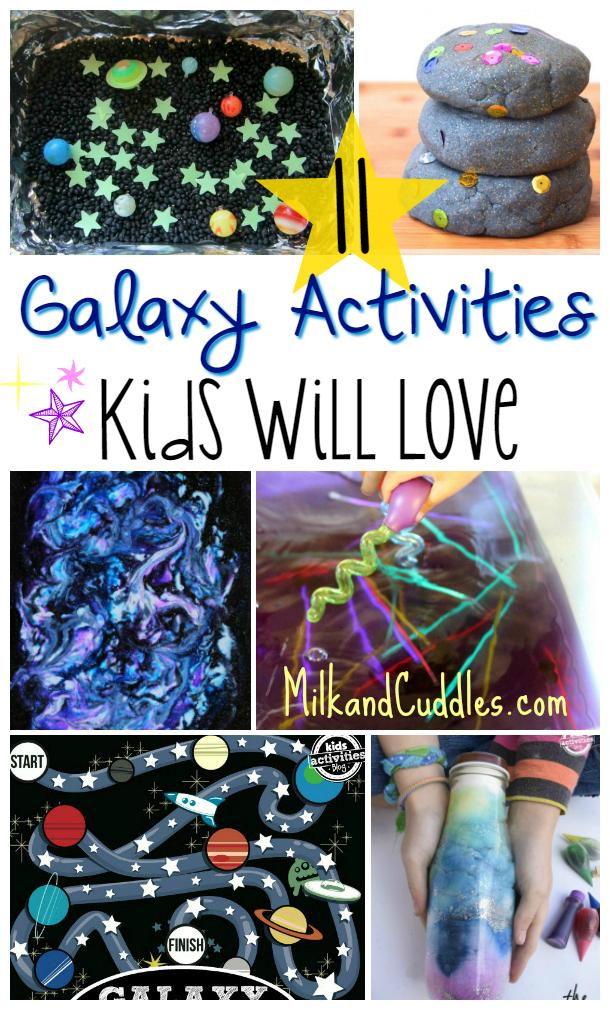 Best Galaxy Activities
