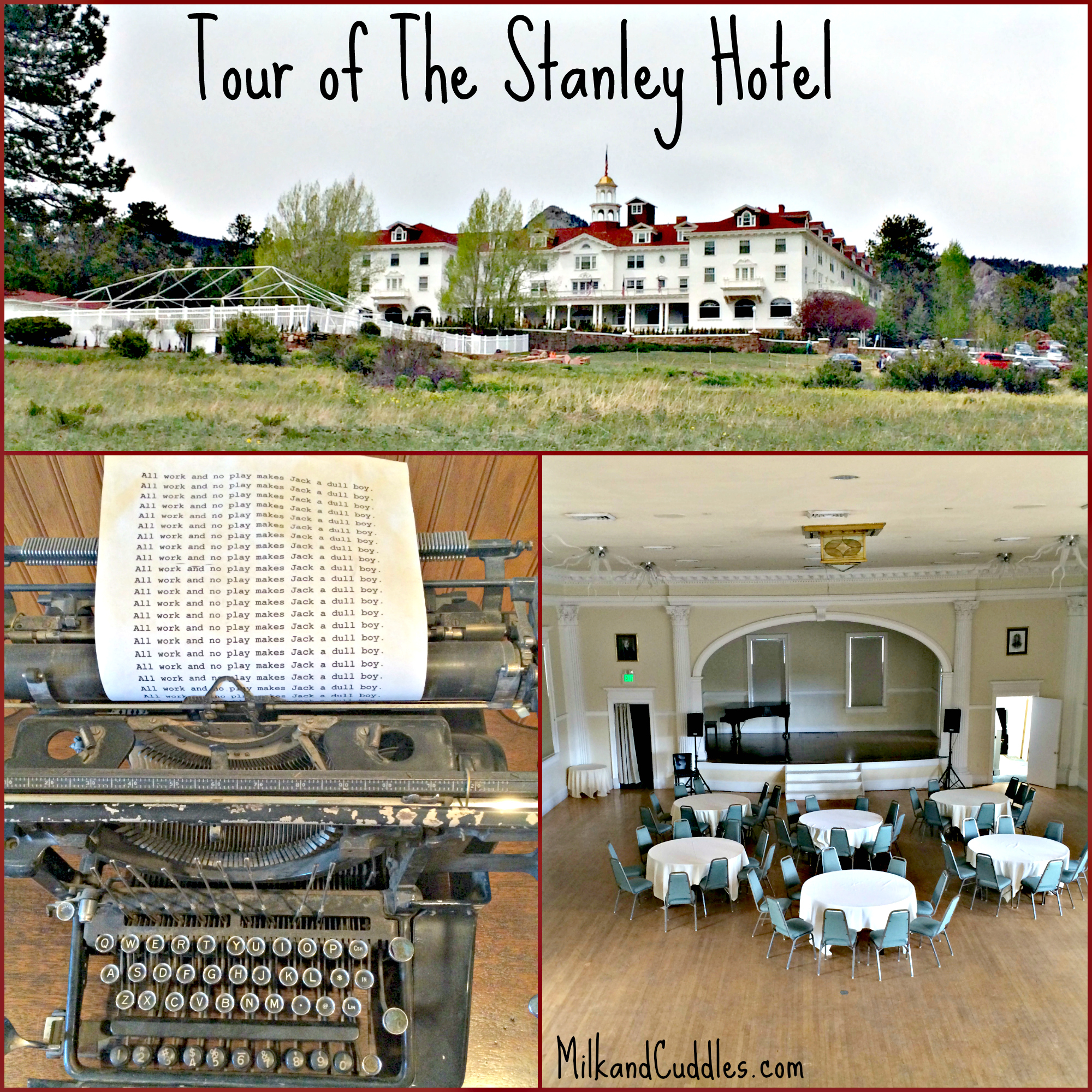 Stanley Hotel Ghost Photographed At Hotel That Inspired: Review Of The Stanley Hotel Tour