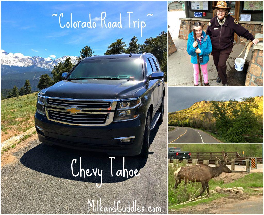 Colorado Road Trip Challenge {Chevy Tahoe} - Everyday Best