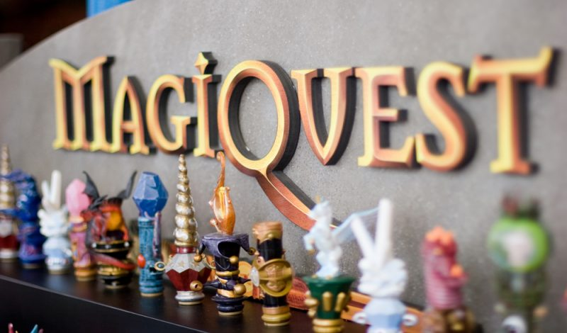 Tips for playing Magi Quest at Great Wolf Lodge