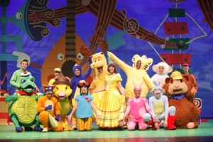 Review:Nickelodeon's Storytime Live on Stage!