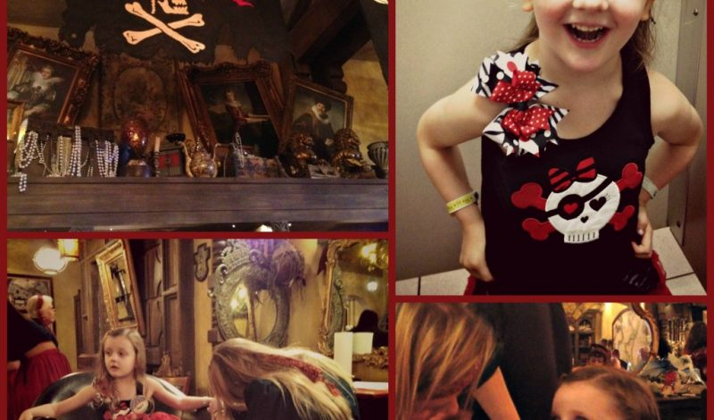 The Pirates League – Disney World Makeovers!