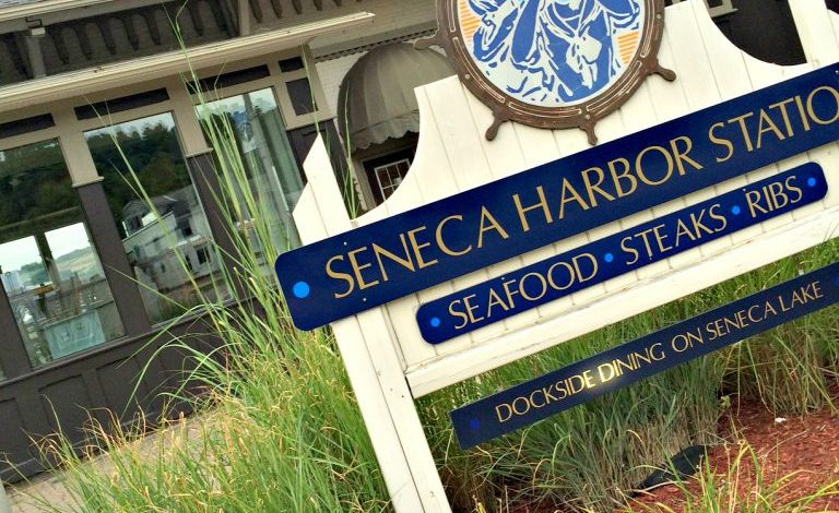 Seneca harbor Station : A Perfect meal in Watkins Glen