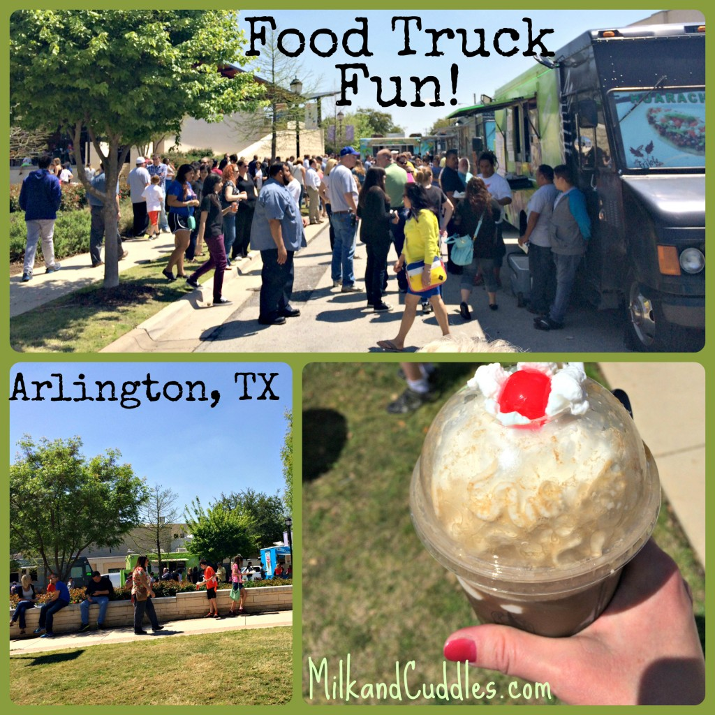 Food Trucks Arlington Tx