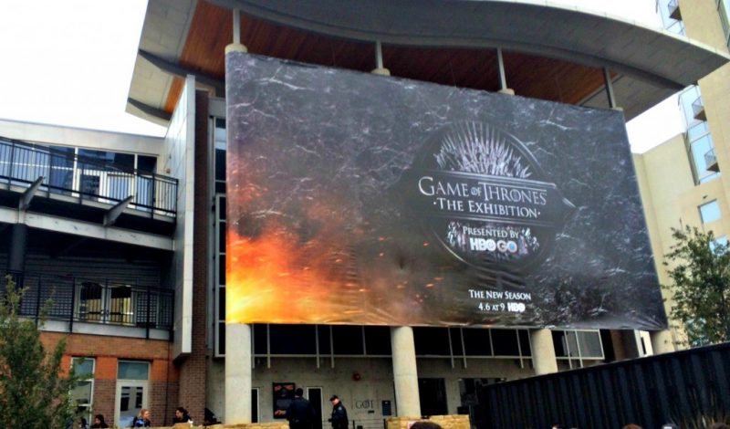 Game of Thrones – The Exhibition Tour
