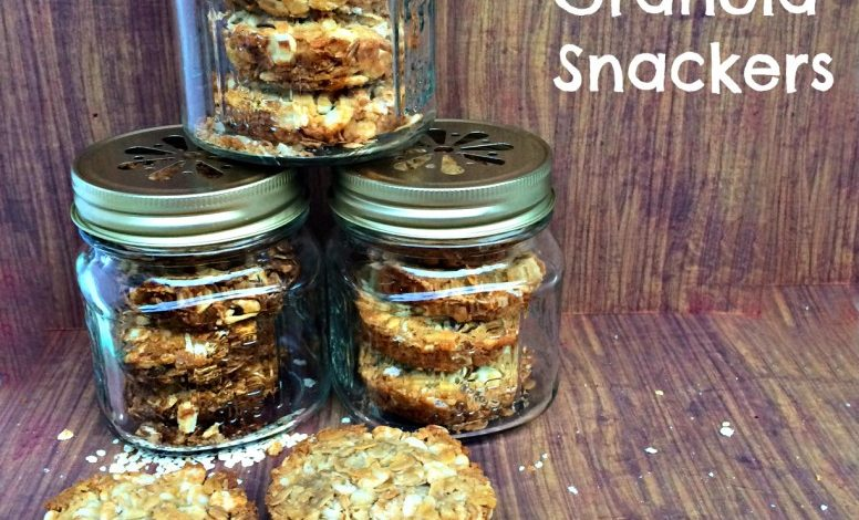 Honey Bunches of Oats Bake at Home. The Perfect Snack!