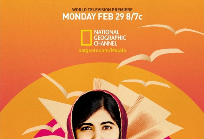 He Named Me Malala – World Television Premiere!