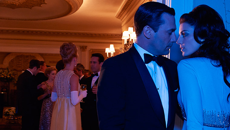 What was going on with Mad Men? Episode #8