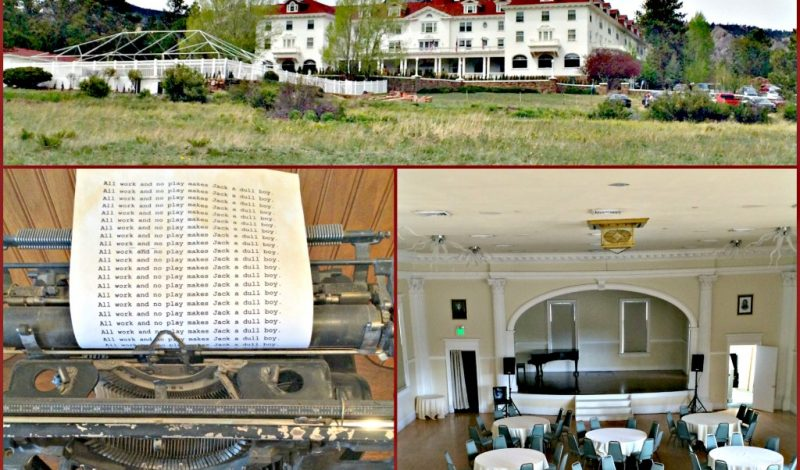 "Tour of The Stanley – The Hotel from ""The Shining"""