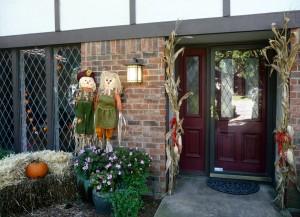 Halloween Party- that didn't happen!