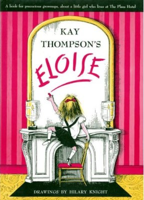 """The  """"Eloise"""" suite at the Plaza Hotel!"""