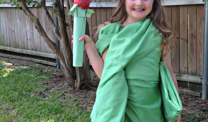 Statue of Liberty Craft & Costume