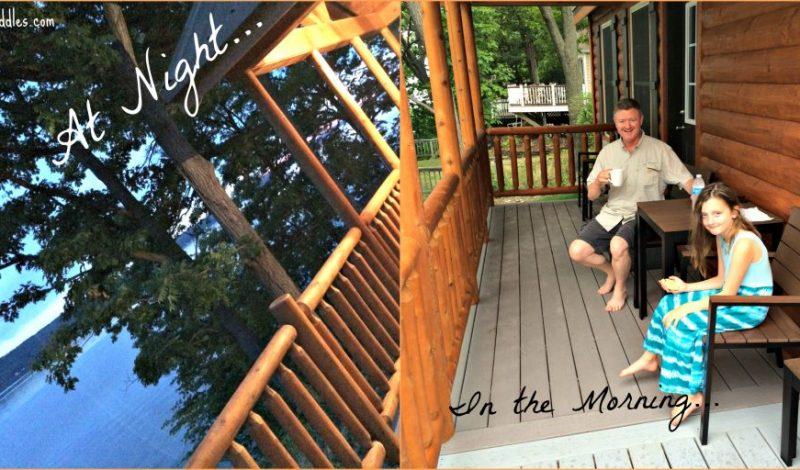 Single Island Shores {Where to stay on Seneca Lake}