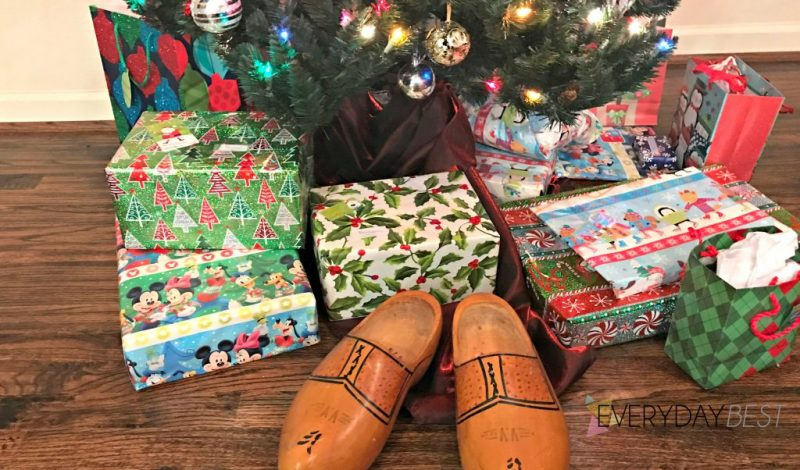 Wooden Shoes DIY- for St. Nicholas Day!