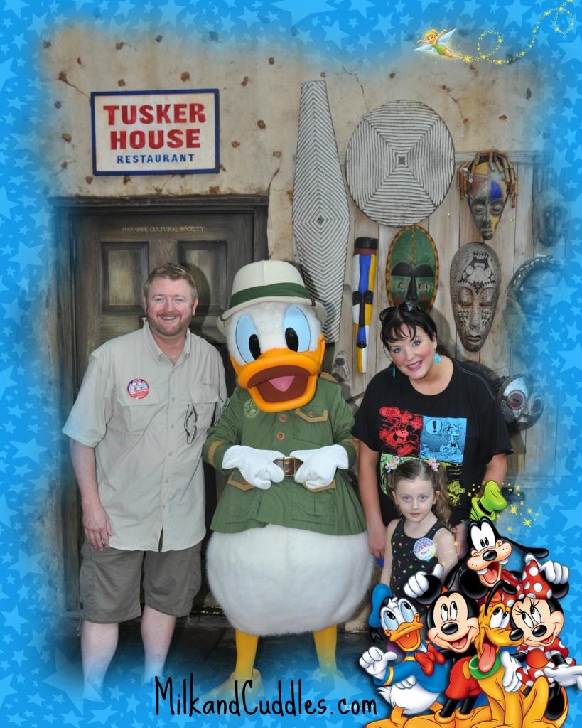Tusker house Disney World