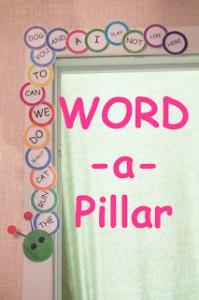 word a pillar
