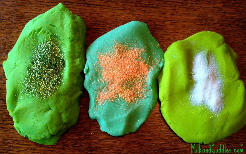 Irish play dough