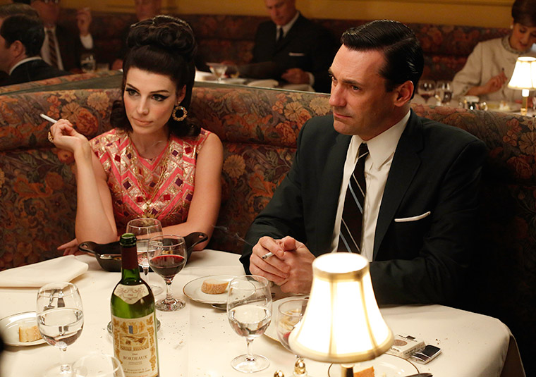 mad men when is it on