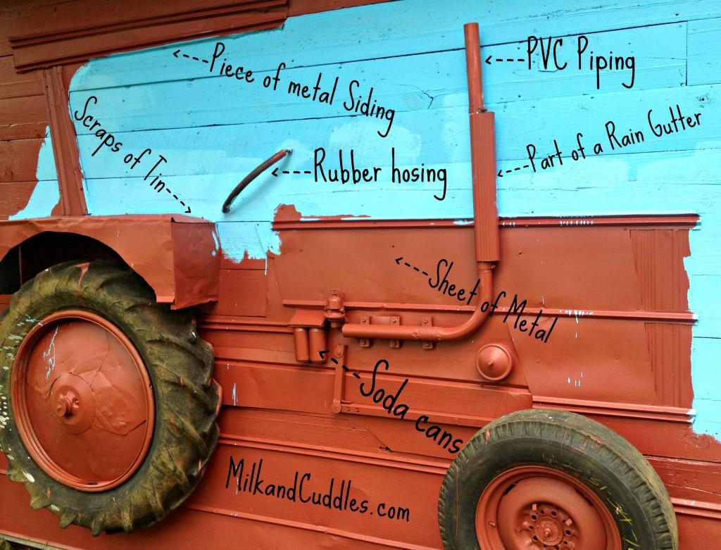 tractor parts
