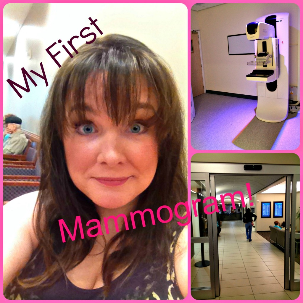 Mammogram in your 30's