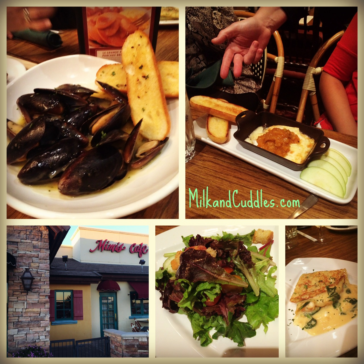 Baked Brie Mimi S Cafe
