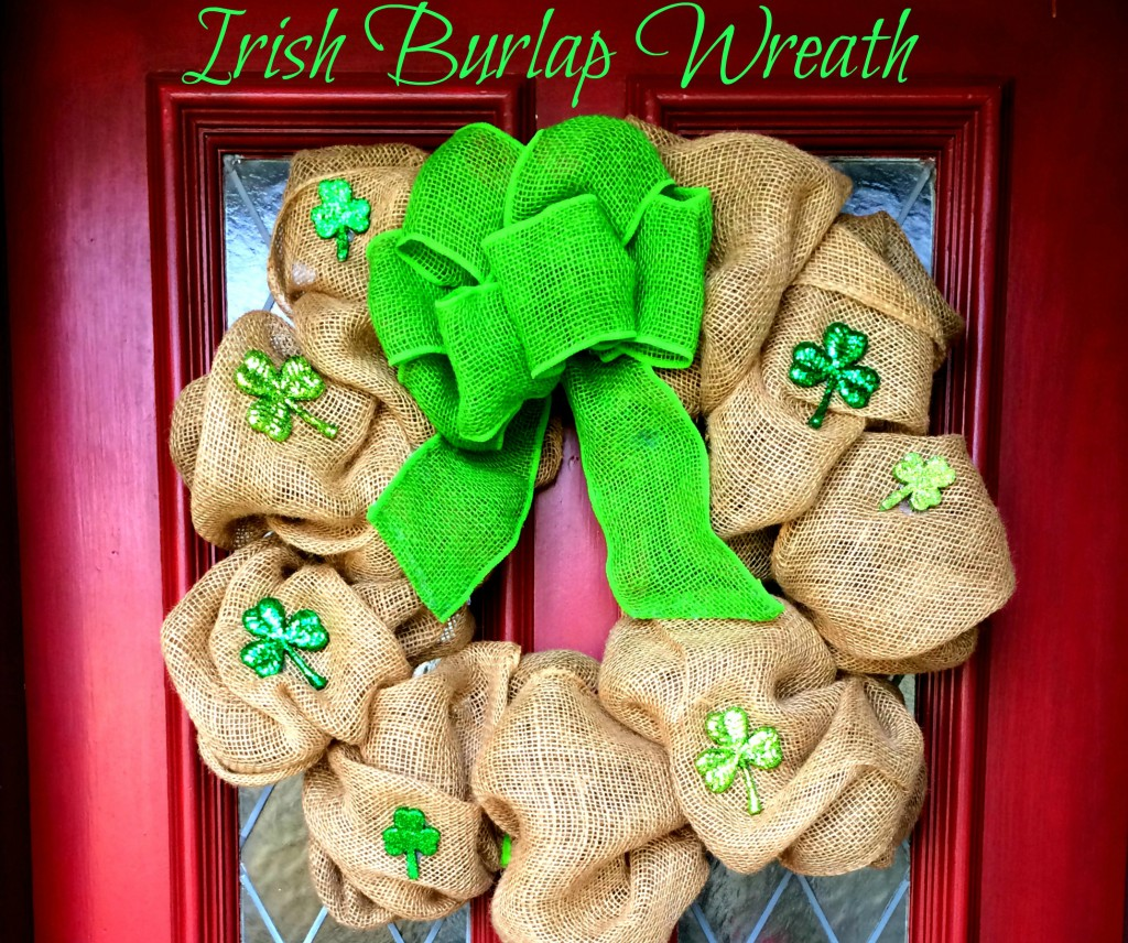 Irish Wreath slider