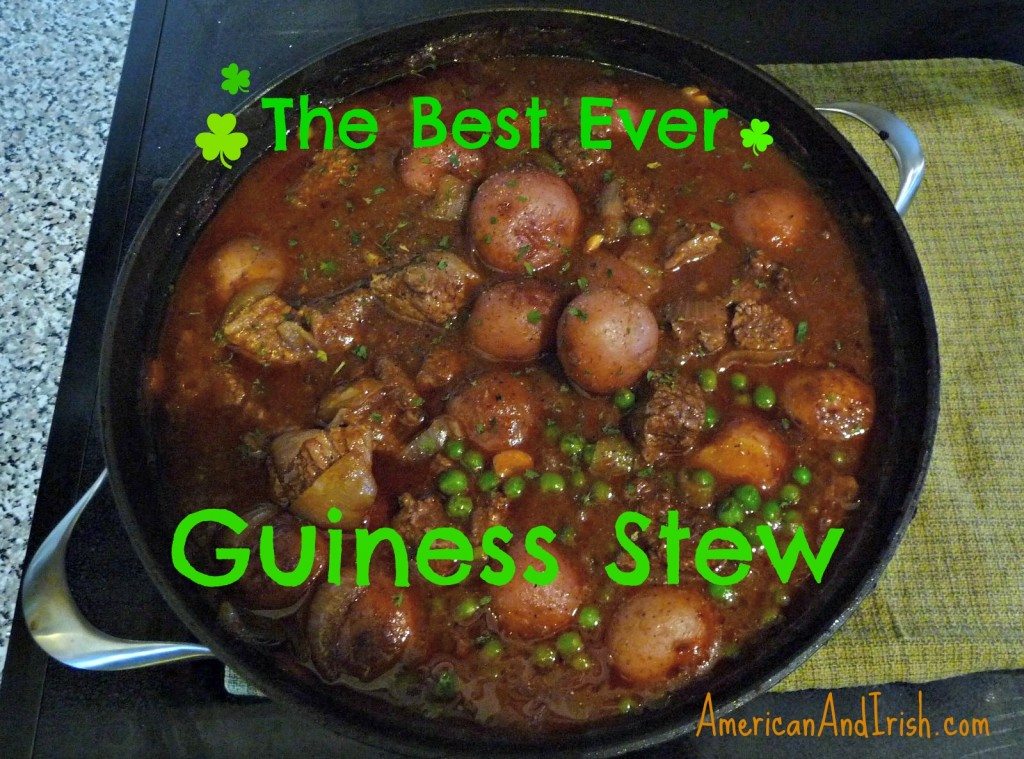 Guiness-stew