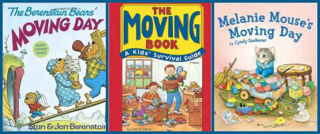 books on moving for kids
