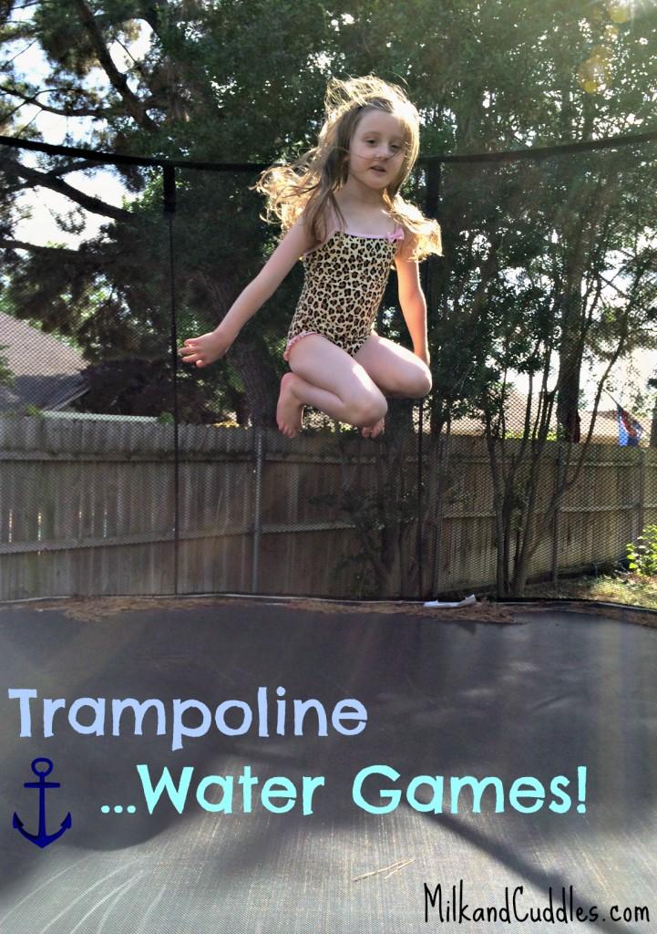 Trampoline-Games