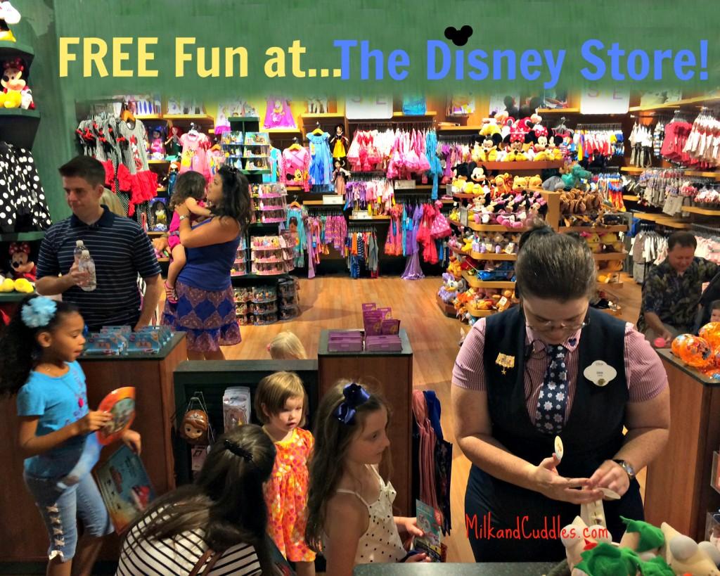 Free Disney Activities