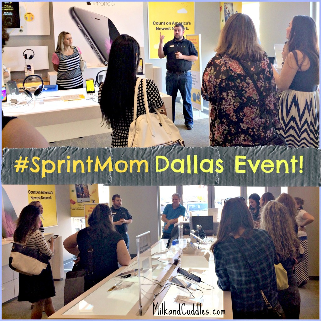 #Sprintmom Dallas