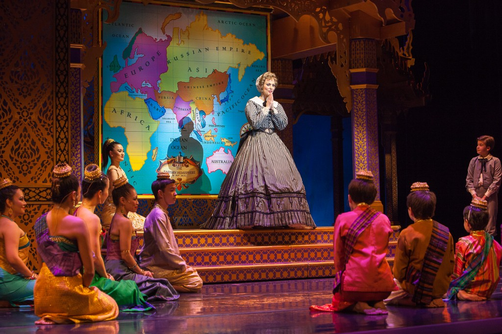 Dallas Summer Musicals New Production of Rodgers & Hammerstein's THE KING AND I – by Chris Waits 0374