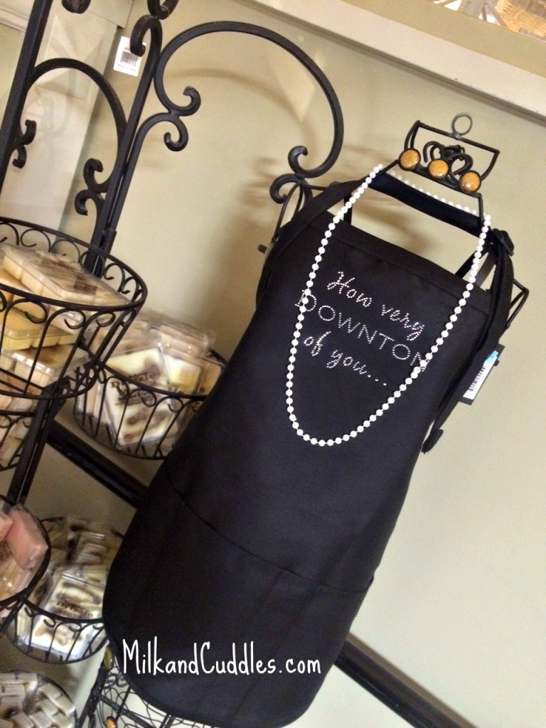 Downton apron