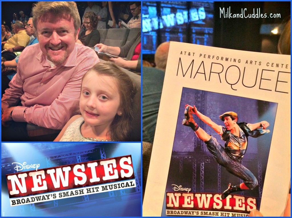 Newsies American Tour