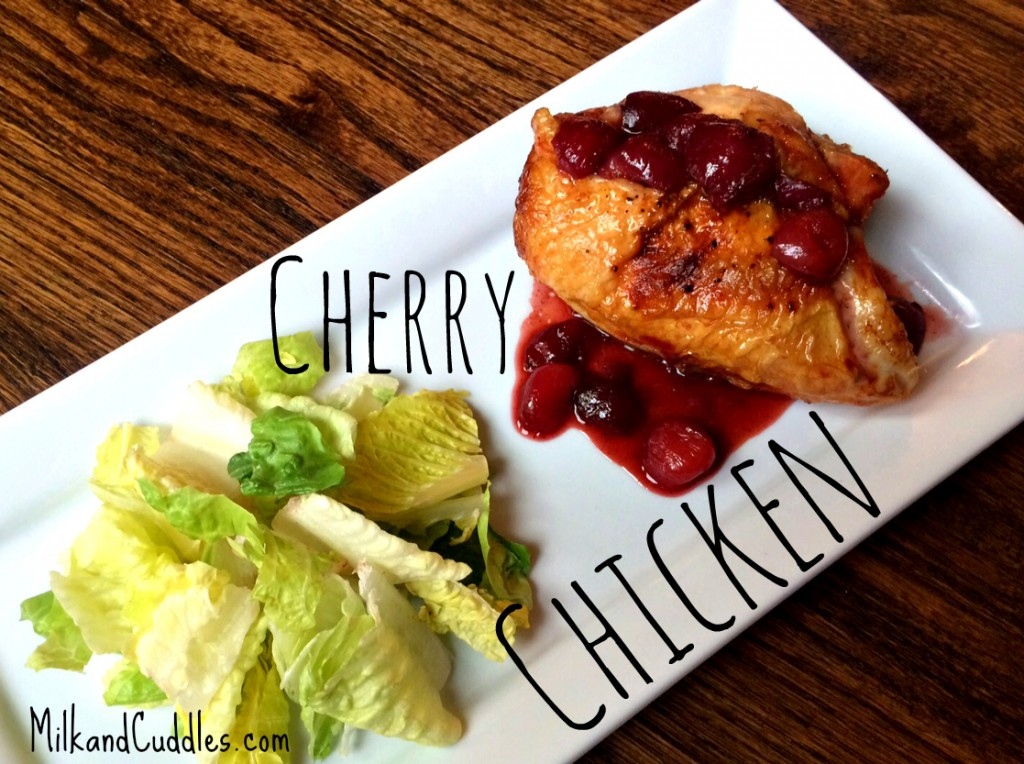 cherry chicken