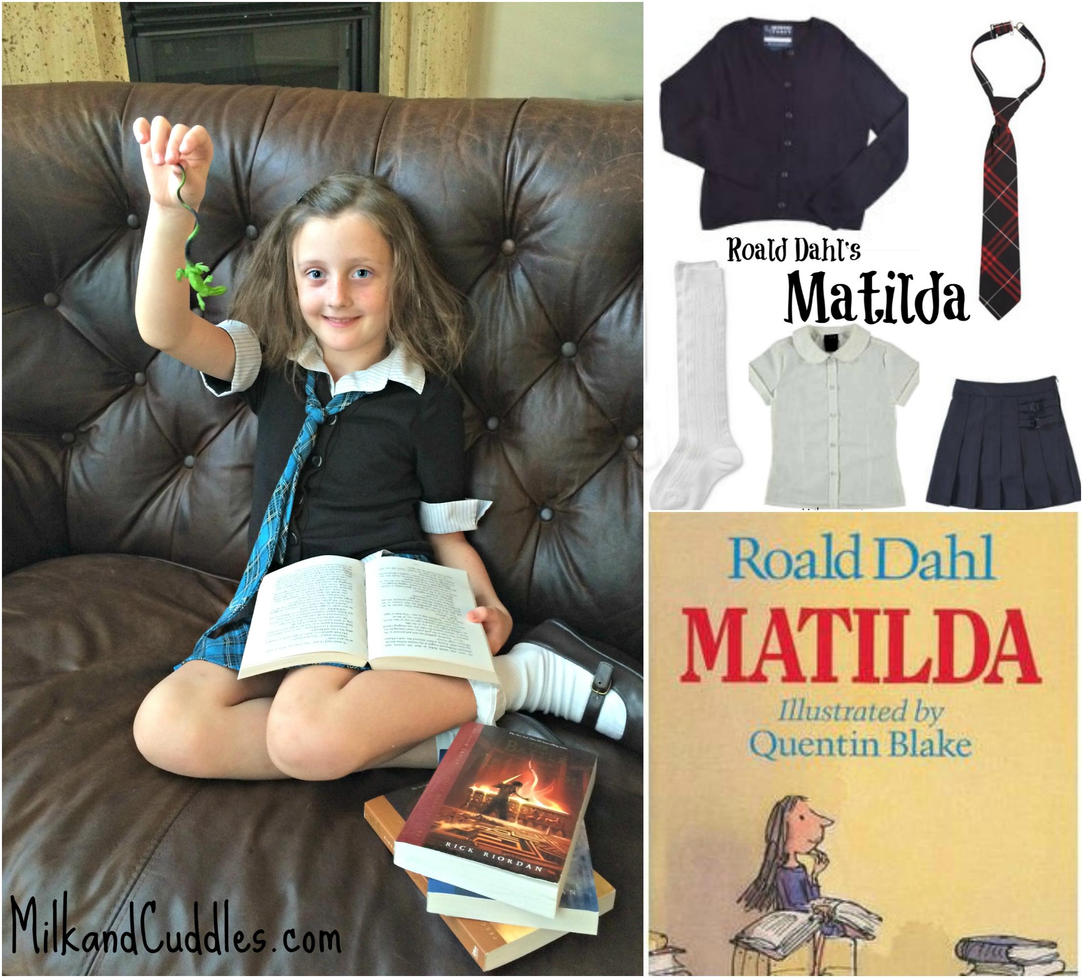 Matilda Broadway Costumes