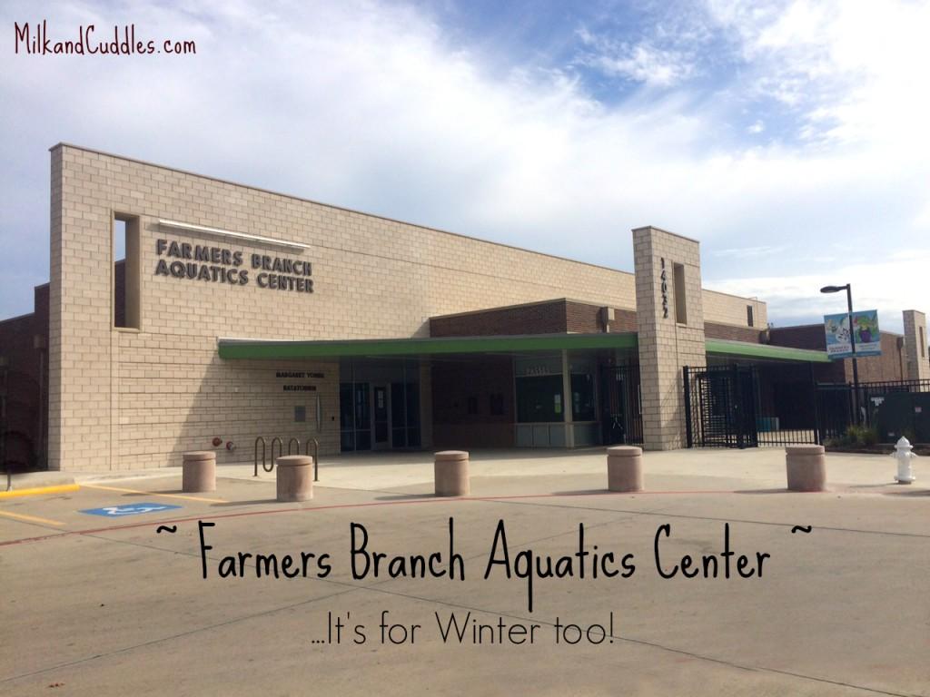 Farmers branch Aquatics Center