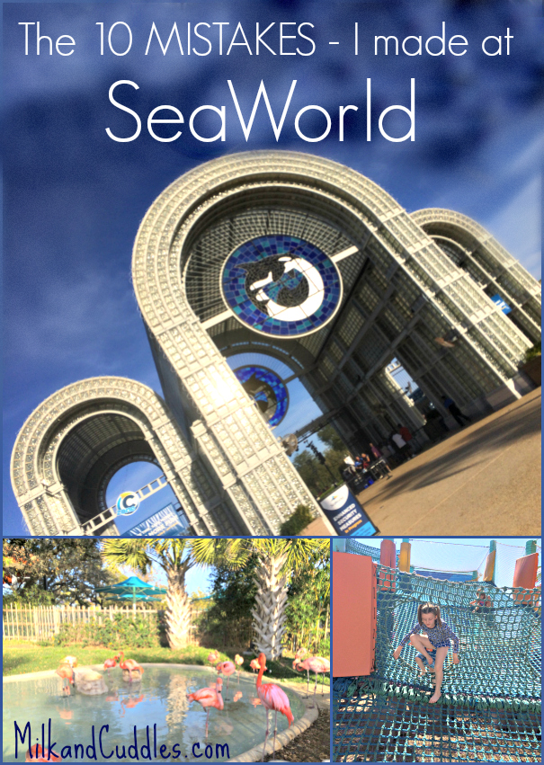 SeaWorld San Antonio Review