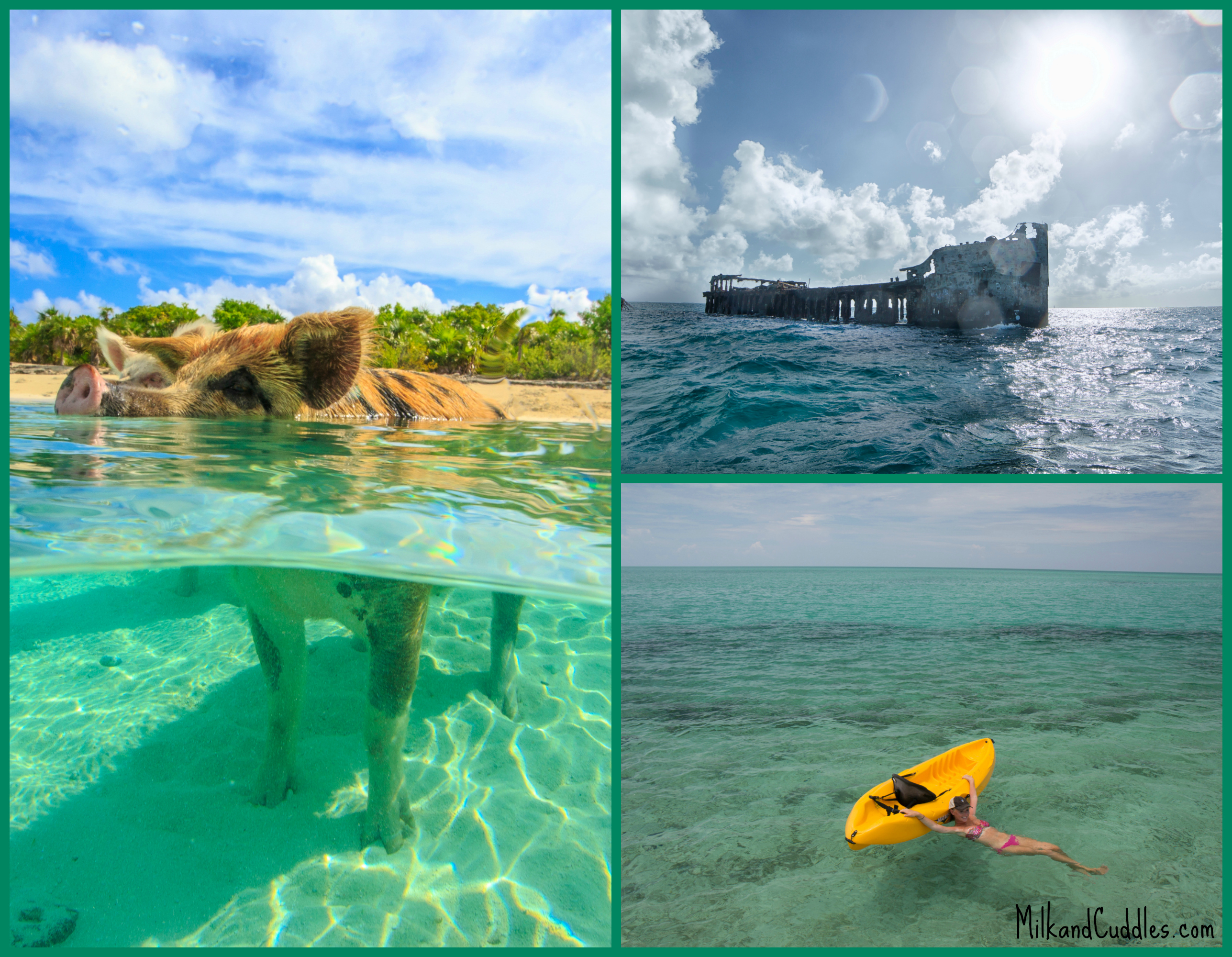 visit the outer islands of the bahamas