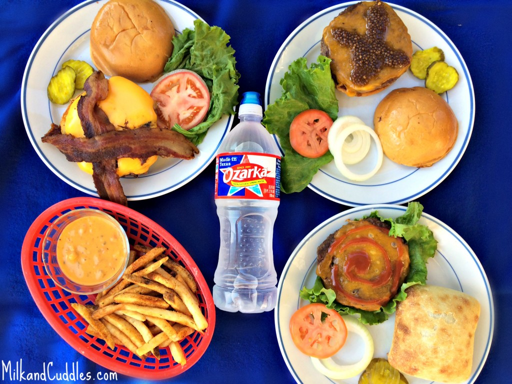 Foods from Texas