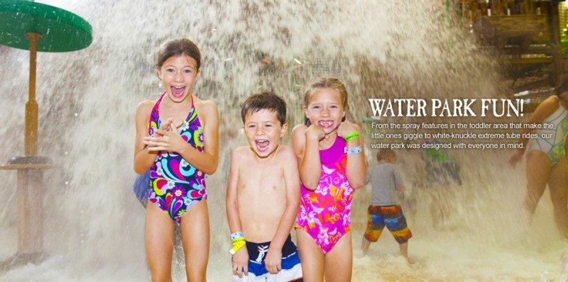 Great Wolf Lodge Water Passes!